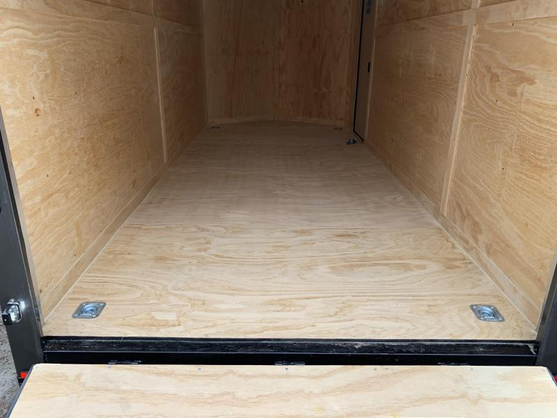 """2020 Spartan 7x16 +2ft V trailer / 12"""" extra height"""