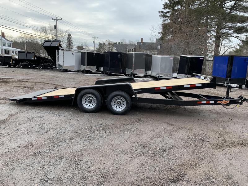 2020 D2E 7x20 Gravity tilt 9990 gvwr trailer/dexter axles