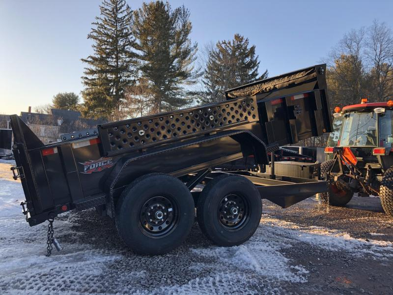 2020 FULLY LOADED 7x12 Hydraulic Dump Trailer