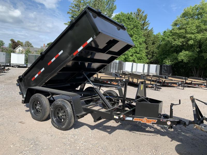 2020 Down 2 Earth 6x10 hydraulic Dump Trailer