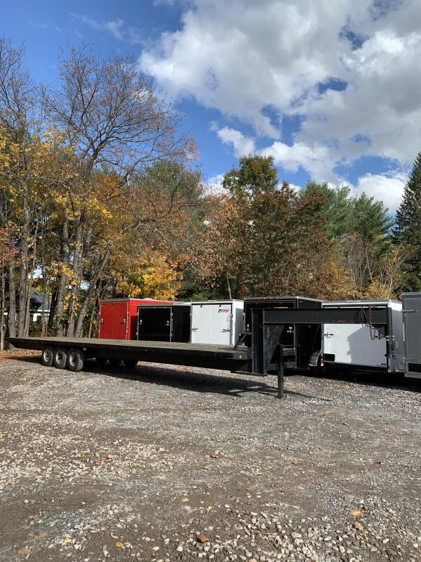 2001 40' 21,000gvwr trailer d-rated to 15,000gvwr