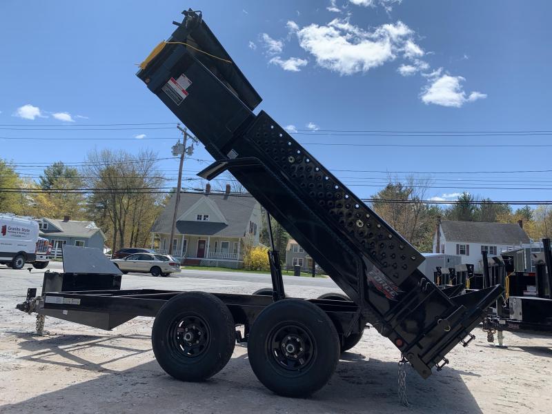 2021 FULLY LOADED 6x12 Hydraulic Dump Trailer 9800K gvwr