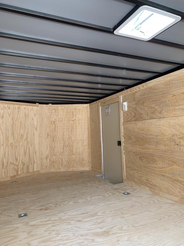 2020 Spartan 8.5x26 +2ft V trailer 9990gvwr