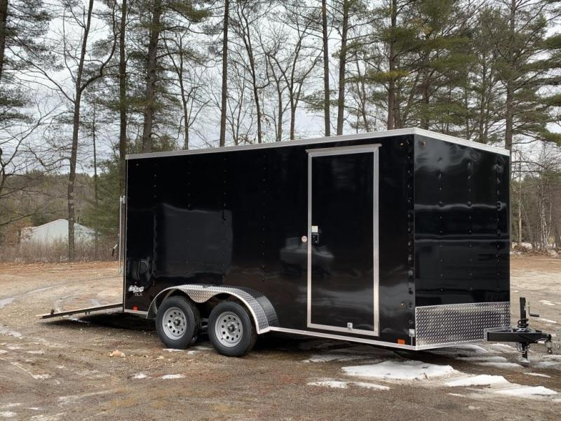 "2020 Pace 7X14 +2ft V trailer ramp/12""extra height"