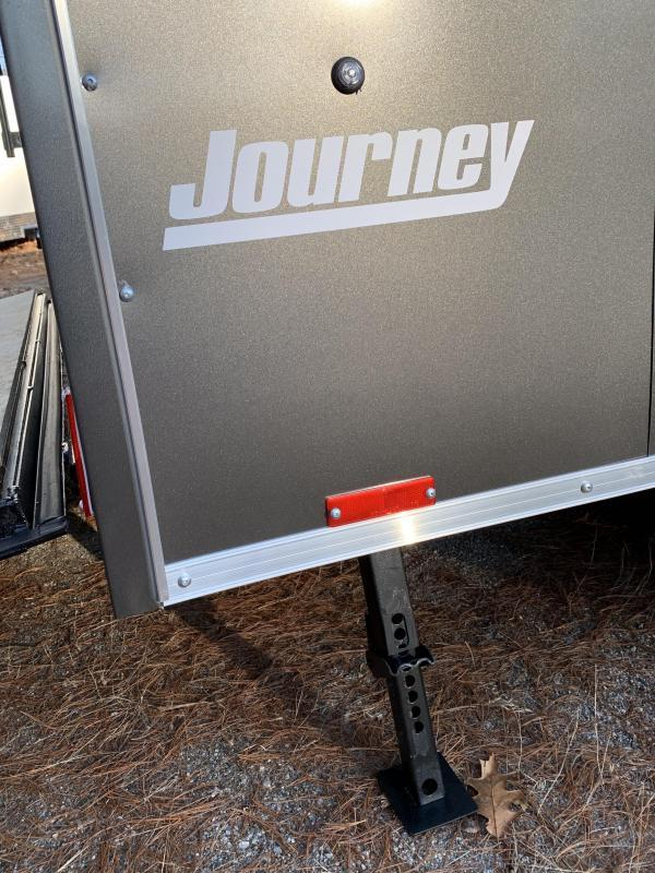 """SALE 2020 Pace 7X14 trailer ramp/undercoated frame 12"""" extra height"""