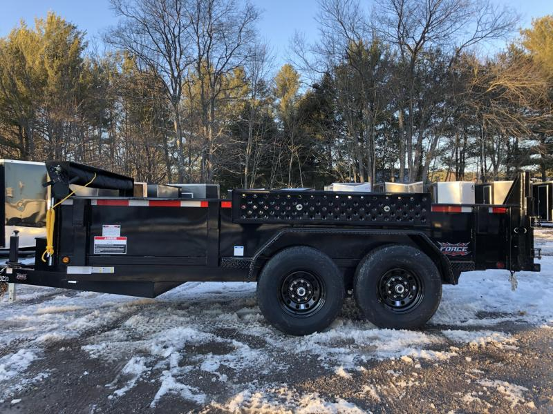2020 FULLY LOADED 7x14 Hydraulic Dump Trailer