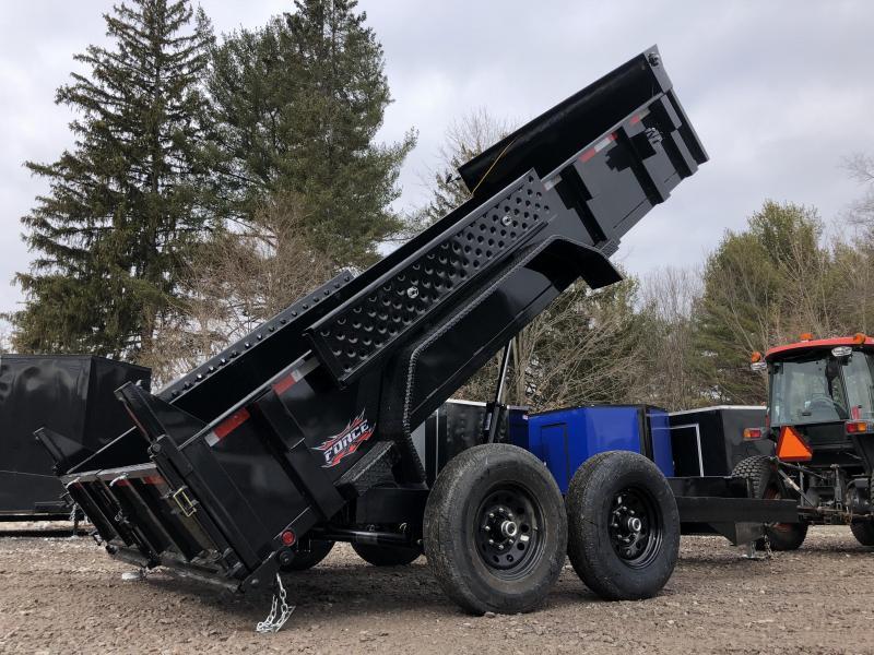 2020 FULLY LOADED 7x14 Hydraulic Dump Trailer