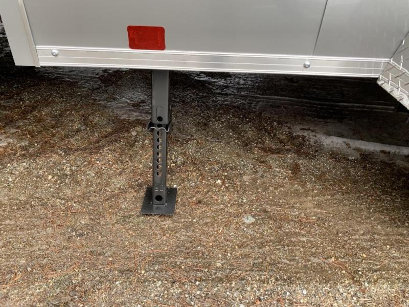 "2020 Pace 7X14 +2ft V trailer/ramp/6"" extra height/stab jacks"