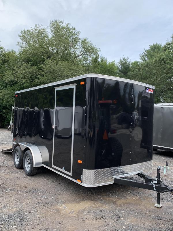 """SALE 2020 PACE 7X14 trailer ramp door/6"""" extra height"""