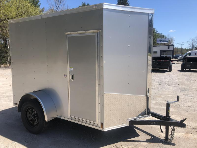 2020 Spartan 5X8 +2ft V trailer/6' interior height/undercoated