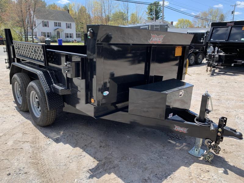 2021 FULLY LOADED 5x10 Hydraulic Dump Trailer 7000K gvwr