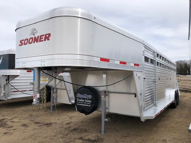 2020 Elite 30' Livestock Trailer | Sundbys Trailer Sales