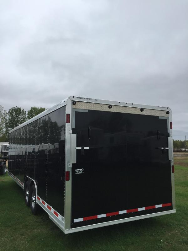 2020 Featherlite 4941 Enclosed Cargo Trailer