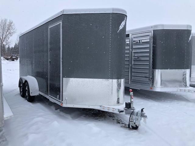 2020 Featherlite 1610 Enclosed Cargo Trailer