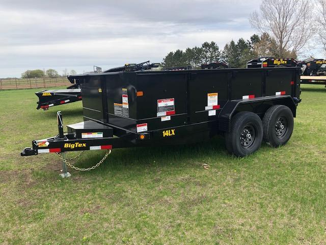 2019 Big Tex 7X12' Dump Trailer