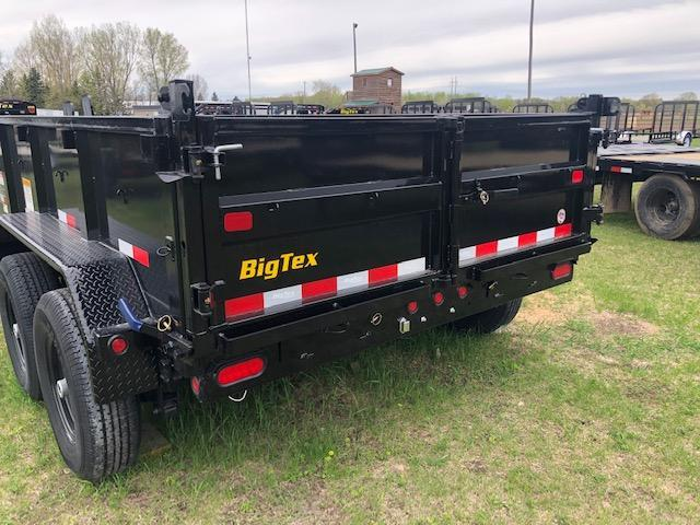 2019 Big Tex 7X12' Dump Trailer