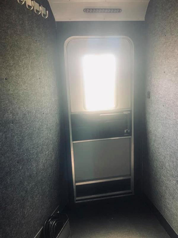 2018 Merhow 16'SW STOCK/COMBO BUNK BED