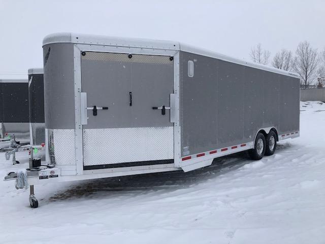 2020 Featherlite 4926 Snowmobile Trailer