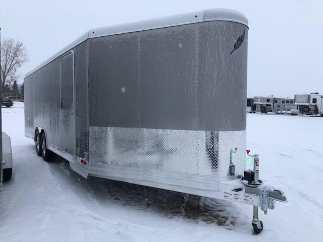 2020 Featherlite 4926 Snowmobile Trailer