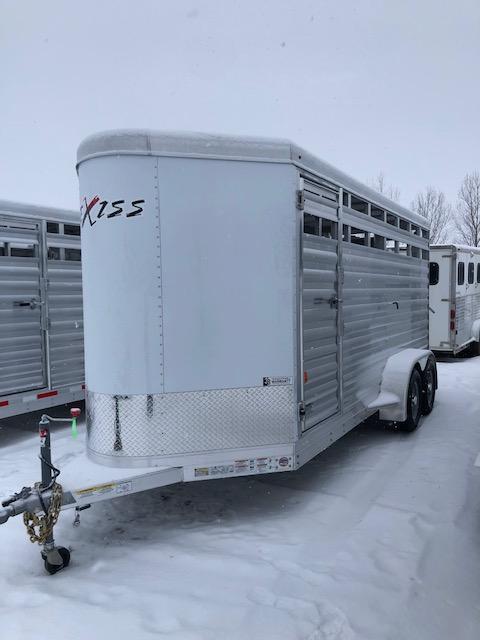 2020 Exiss Trailers STOCK Livestock Trailer