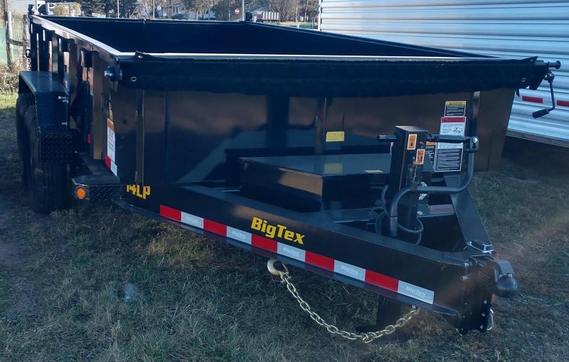 2020 Big Tex Trailers 14LP-14BK6SIRPD Dump Trailer