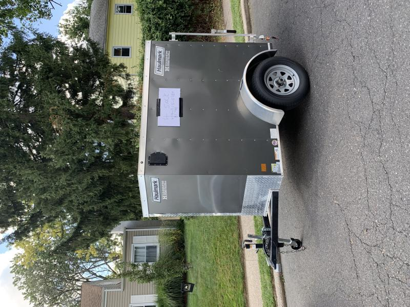 2018 Haulmark Customer Sold Used Trailer Enclosed Cargo Trailer