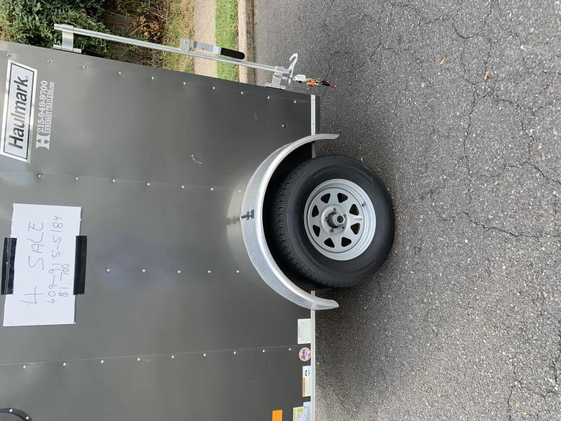2018 Haulmark Customer Sold Used Trailer Enclosed Cargo Trailer