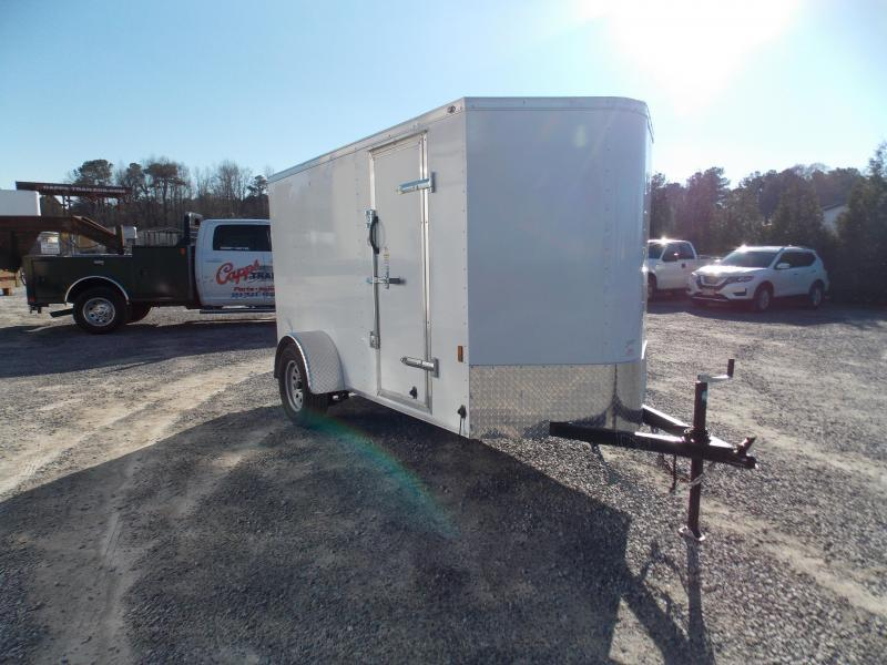 2020 Forest River GANS612SA Enclosed Cargo Trailer