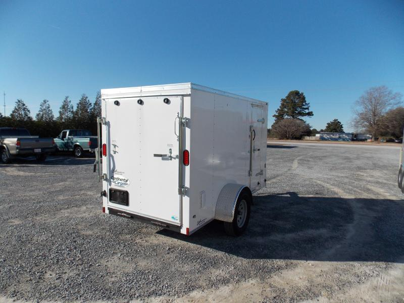 2020 Forest River GANS712SA Enclosed Cargo Trailer