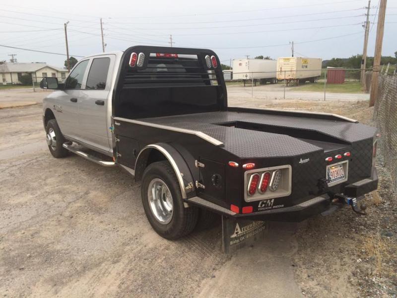2019 CM TMX Truck Bed