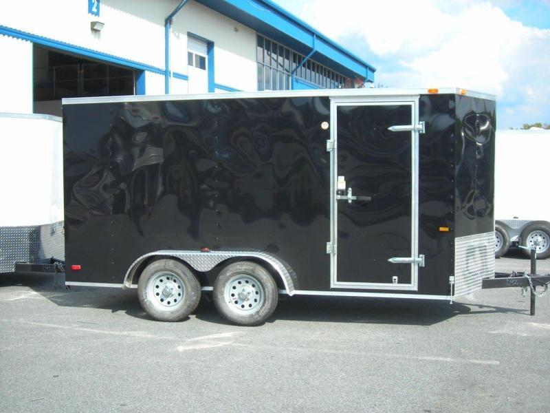 2020 Continental Cargo GANS714TA2 Enclosed Cargo Trailer