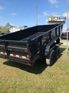 2020 Big Tex Trailers 14LX-14BK7KHJ Dump Trailer