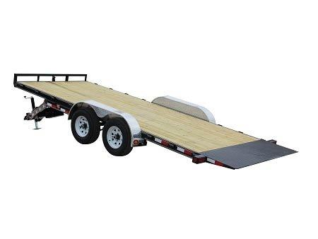 2020 PJ Trailers 83 in. Hydraulic Quick Tilt (TH) Equipment Trailer