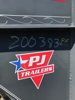 "2019 PJ Trailers 26' x 8"" Channel Super-Wide Trailer"