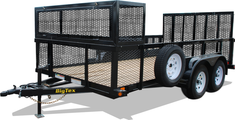 2020 Big Tex Trailers 70LR-16 Utility Trailer