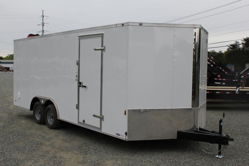 2019 Continental Cargo GANS8.516TA3 Enclosed Cargo Trailer