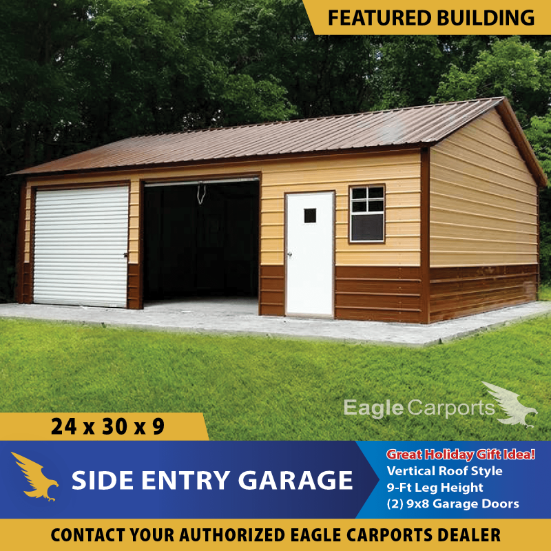 2020 Eagle CARPORTS Garage/Carport