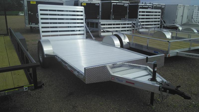 2020 Zimmerman 78-12 Aluminum HD Utility Utility Trailer