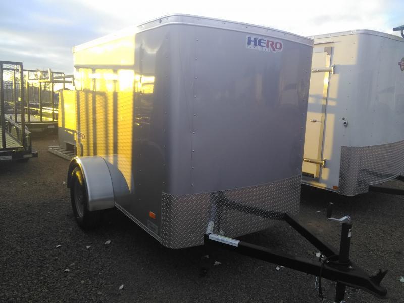2020 Bravo Trailers HR58SA Enclosed Cargo Trailer
