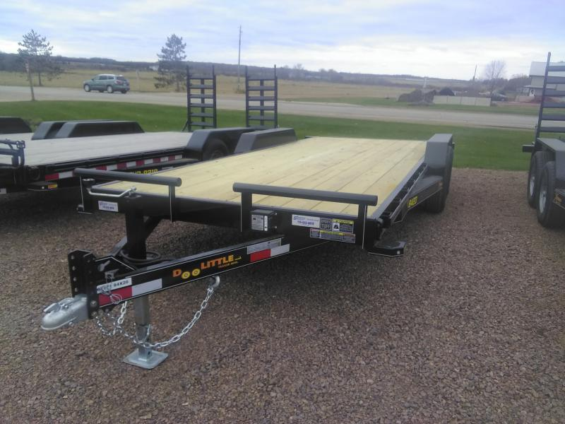 2020 Doolittle Trailer Mfg 8420 10K CARHAULER Equipment Trailer