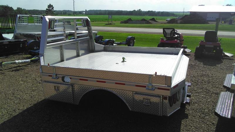 2019 Zimmerman 97x102 Platinum Truck Bed