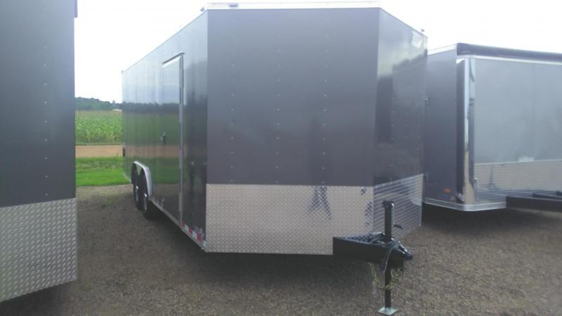 2020 Bravo Trailers SC8520TA3 Enclosed Cargo Trailer