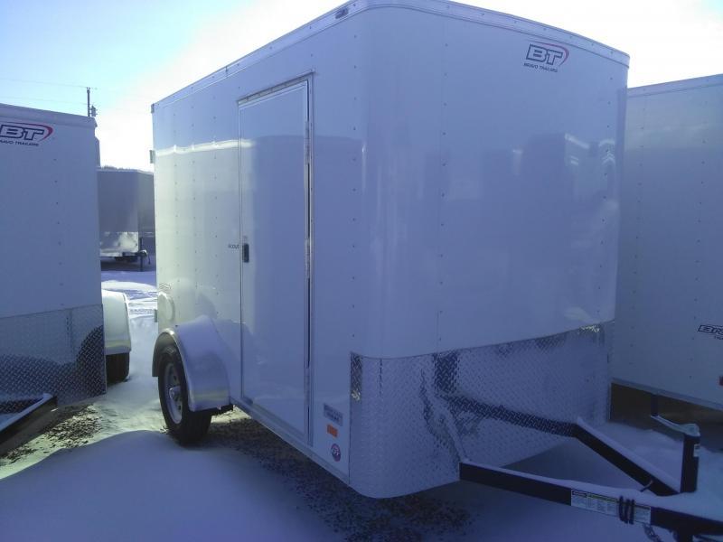 2019 Bravo Trailers SC610SA Enclosed Cargo Trailer
