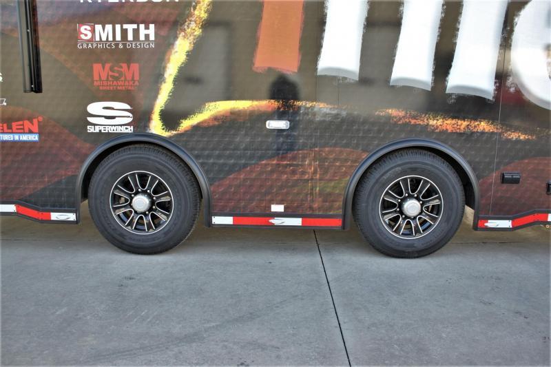 2017 inTech 28' Max the Tach Special  Car / Racing Trailer