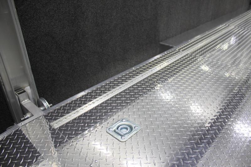 2018 inTech 34' All Aluminum Stacker Trailer