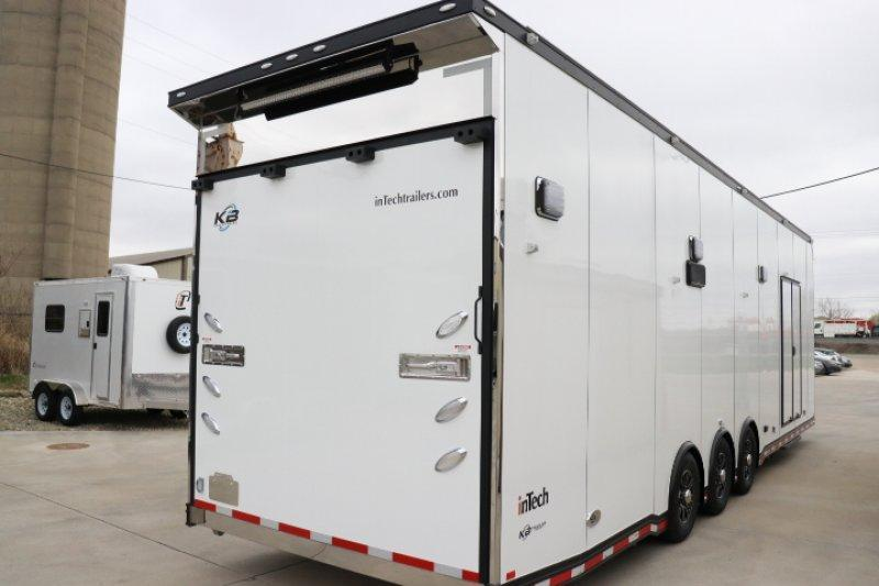 2019 34' inTech Trailer with iCON package - used