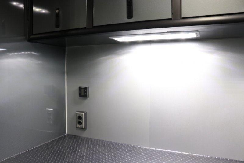 2018 inTech 18 Ft Custom Kart Trailer