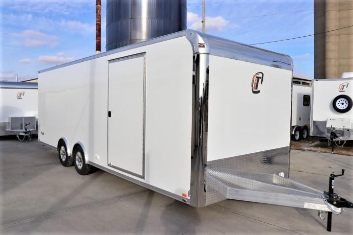 2019 24' inTech Trailer Lite Loaded with Upgraded Options