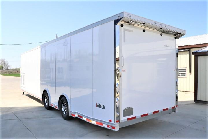 2020 inTech Trailers 40 GN All Aluminum w/ICON Package