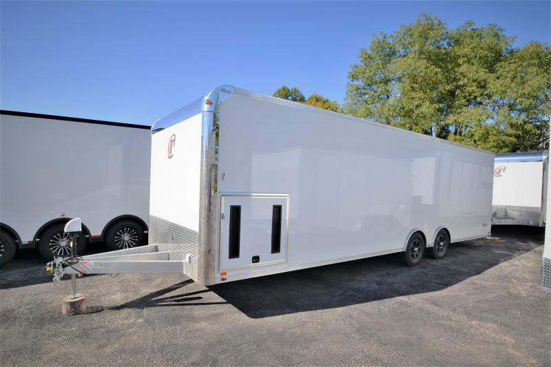 2019 inTech Trailers 28 Lite Equipped Car / Racing Trailer
